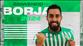 Borja Iglesias Real Betis'te