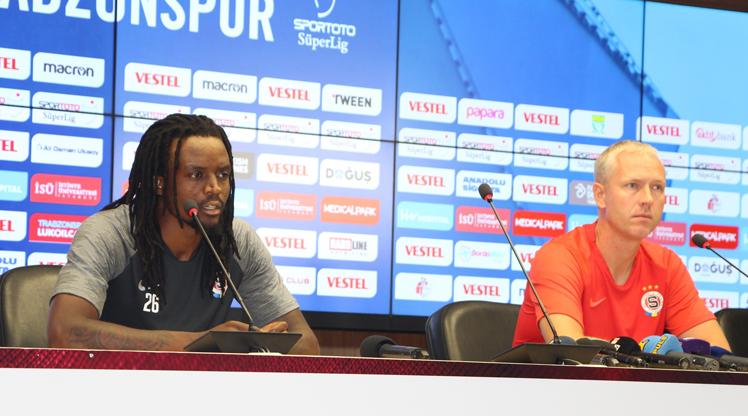 """Trabzonspor'a karşı savunma yapacağız"""