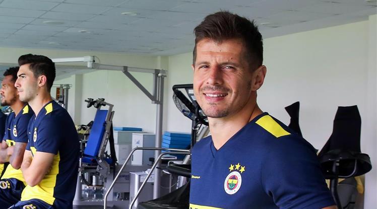 Fenerbahçe salonda çalıştı