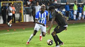 BB Erzurumspor - İstanbulspor: 2-2 (ÖZET)