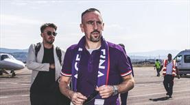 Ribery'ye şaşaalı karşılama