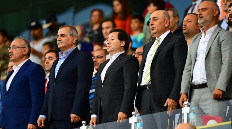 Bursaspor'da mutlu son yakın