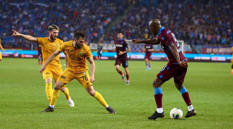 İşte Trabzonspor-Yeni Malatyaspor maçının notları