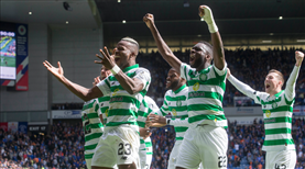 Old Firm'de kazanan Celtic