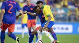 Neymar sahalara golle döndü