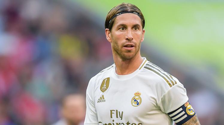 """Sergio Ramos iddialı: """"Altın Top'u kazanabilirim"""""""