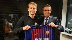 """""""Eğer Barcelona'ya transfer olmasaydım..."""""""
