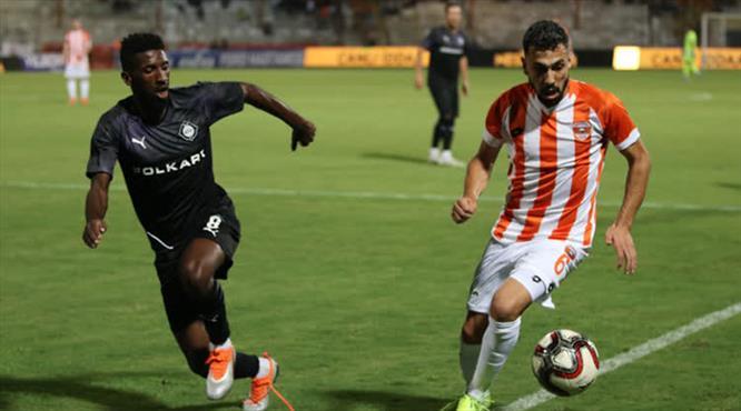 Adanaspor - Altay: 3-3 (ÖZET)