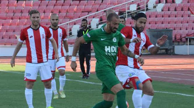 Balıkesirspor-Giresunspor: 2-0 (ÖZET)