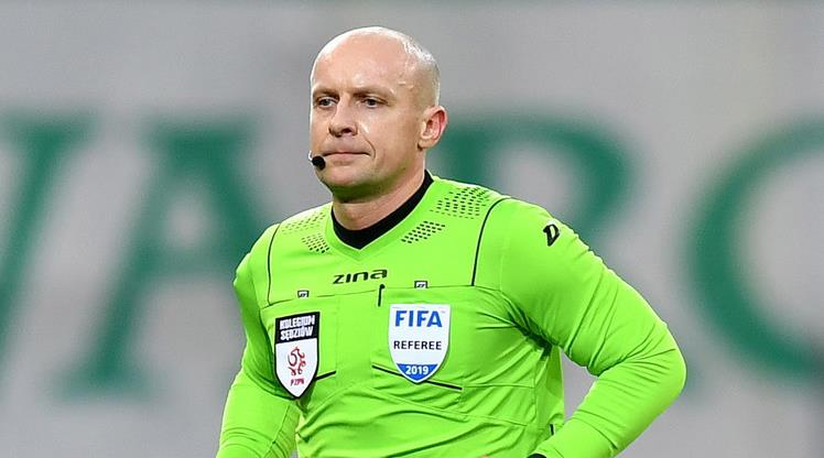 Galatasaray-PSG maçına Polonyalı hakem