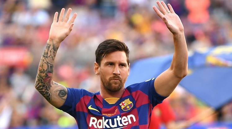 Messi'ye soruşturma talebi reddedildi