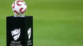 İşte Ziraat Türkiye Kupası'nda son 16 turunun programı