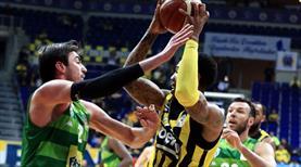 Çekişmeli maçta kazanan Fenerbahçe Beko