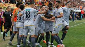 İlk yarının golleri: BtcTurk Yeni Malatyaspor
