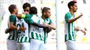 İlk yarının golleri: İttifak Holding Konyaspor