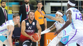 Gaziantep Basketbol kazanmayı hatırladı