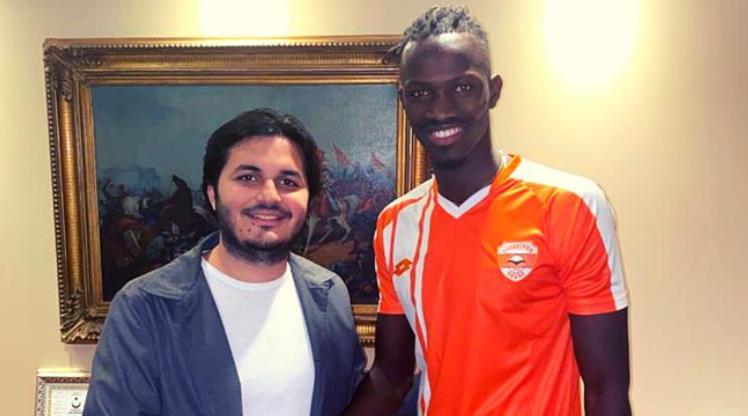 Amidou Diop Adanaspor'da