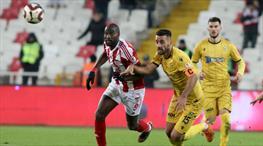 DG Sivasspor: 4 - BtcTurk Yeni Malatya: 0