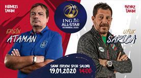 ING All-Star 2020'nin biletleri tükendi