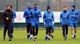 Kasımpaşa'da Trabzonspor hazırlıkları başladı