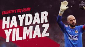Gaziantep FK'den kaleci transferi