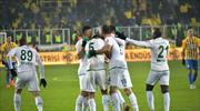 MKE Ankaragücü - İH Konyaspor: 0-1 (ÖZET)