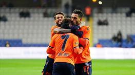 M. Başakşehir - BtcTurk Y. Malatyaspor: 4-1 (ÖZET)