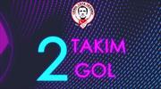 2 takım, 2 gol: Trabzonspor - Kasımpaşa