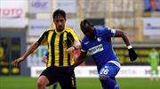 İstanbulspor - BB Erzurumspor: 1-1 (ÖZET)