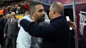 Arda Turan'dan Galatasaray paylaşımı