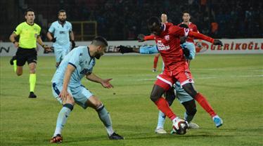 EH Balıkesirspor: 1 - Adana Demirspor: 6 (ÖZET)