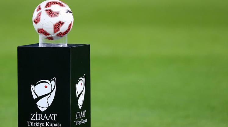 Ziraat Türkiye Kupası'nda kura tarihi netleşti