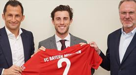 Bayern, Odriozola'yı sezon sonuna kadar kiraladı