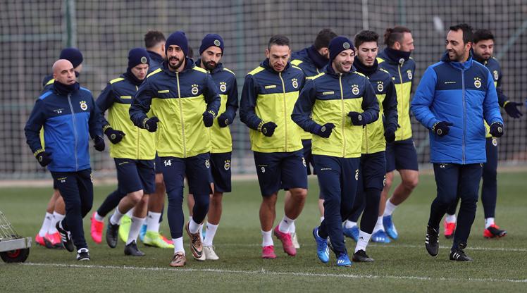 Fenerbahçe'de Başakşehir hazırlıkları