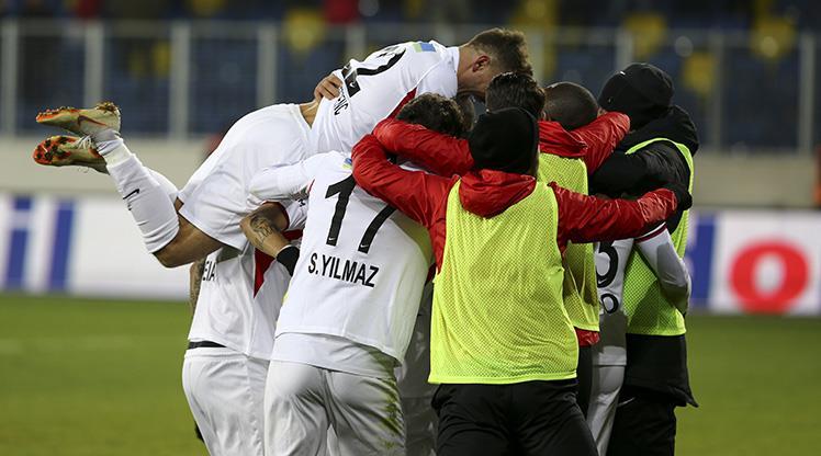 Gençlerbirliği - Gaziantep FK: 1-0 (ÖZET)