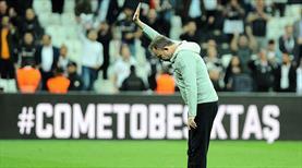 Beşiktaş'ta Sergen Yalçın dönemi başlıyor