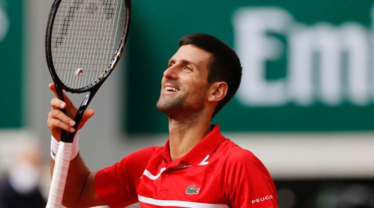 Djokovic üçüncü tura yükseldi