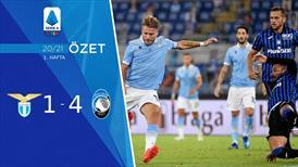 ÖZET | Lazio 1-4 Atalanta