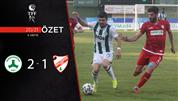 ÖZET | Giresunspor 2-1 B. Boluspor