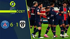 ÖZET | PSG 6-1 Angers