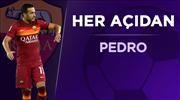 VİDEO   Pedro'nun golünü bir de böyle izleyin