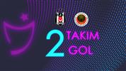 2 Takım, 2 Gol   Beşiktaş - Gençlerbirliği