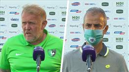Denizlispor - Konyaspor maçının ardından