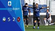 ÖZET   Atalanta 5-2 Cagliari