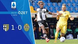 ÖZET | Parma 1-0 Hellas Verona