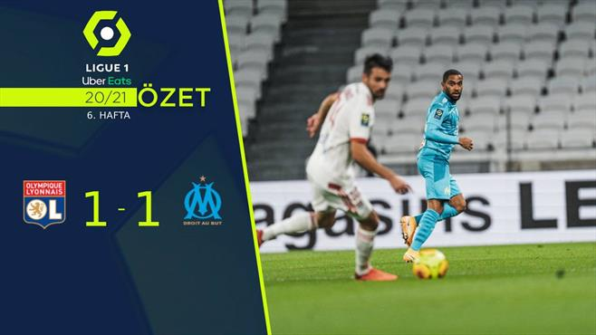 ÖZET   Lyon 1-1 Marsilya