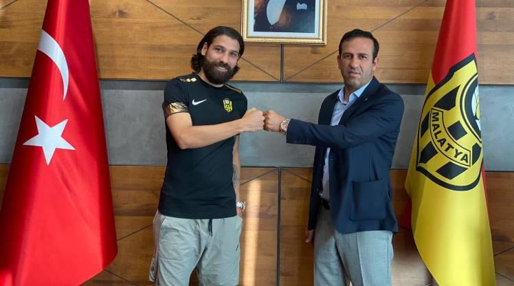 Y.Malatyaspor Olcay Şahan'ı transfer etti