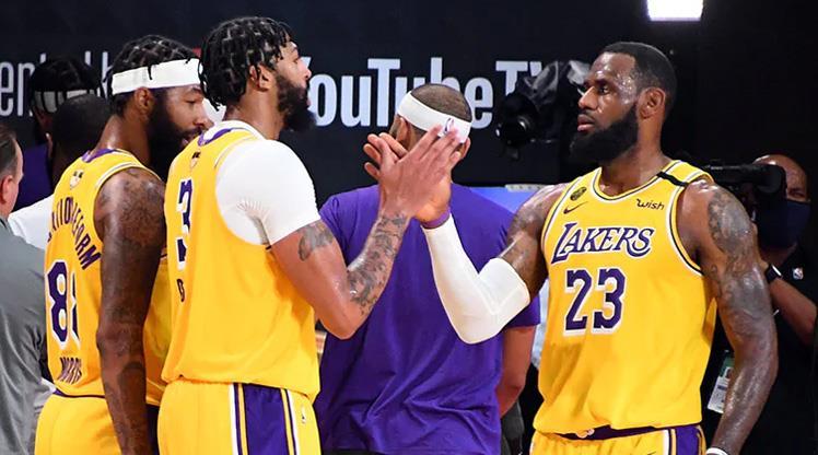 Lakers, Boston'u yakalamaya bir adım uzakta
