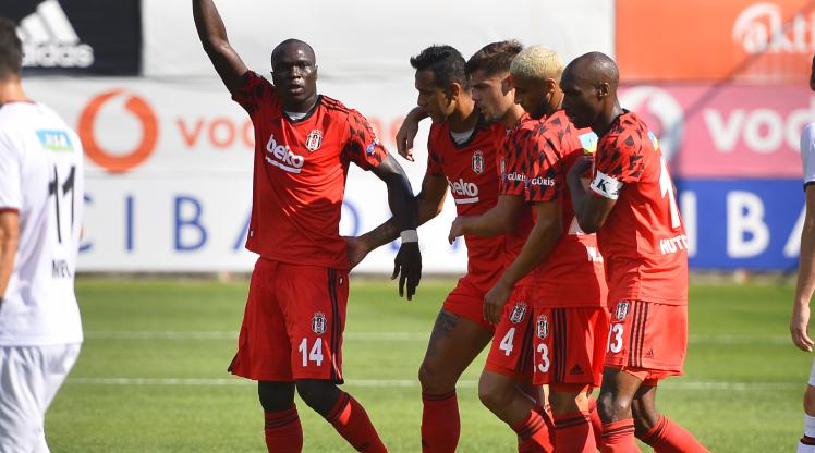 Beşiktaş moral depoladı: 5-2