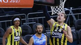 Fenerbahçe 3'te 3 yaptı